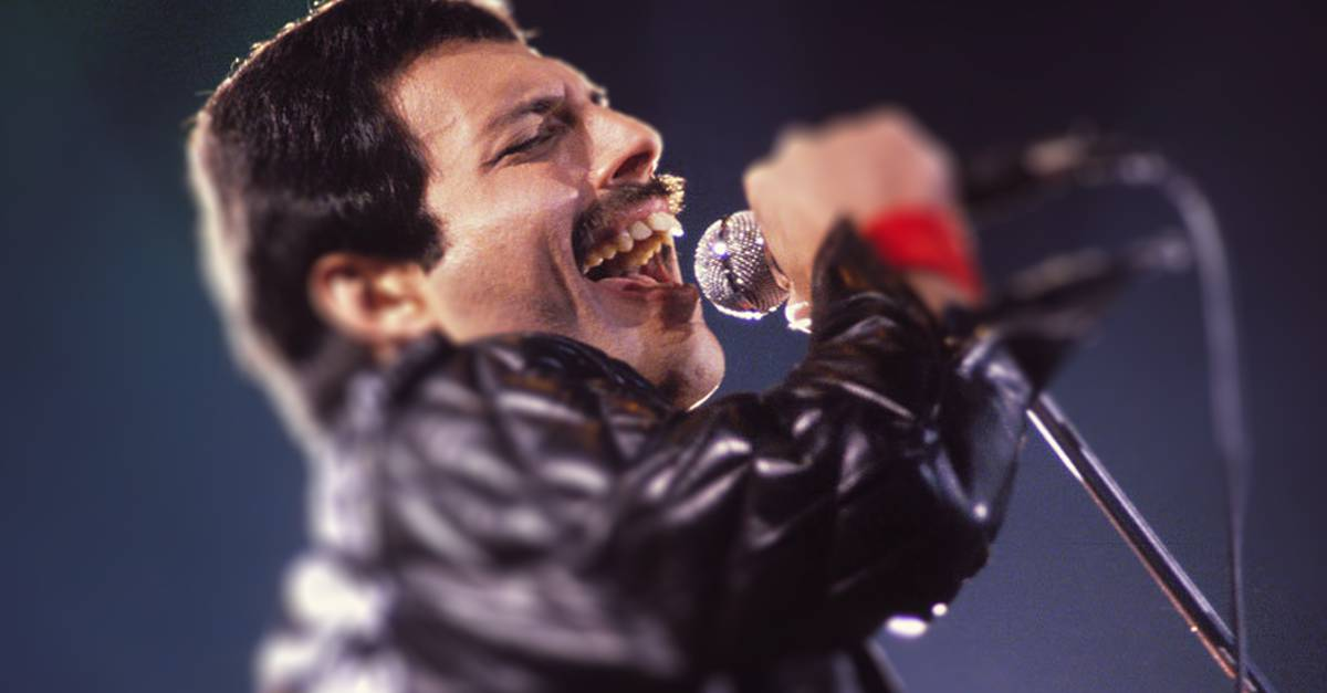 Queen's Freddie Mercury Vocal Solo Track From